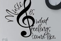 Music I Like / Much of my life events are tied to music. Memories. -   I was raised on Country but like all music. Well almost all, no rap, hard rock etc.  / by Betty J H