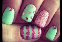 nails!!! / by Taina Adams