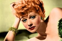 I love Lucy / by Kelly Ryan