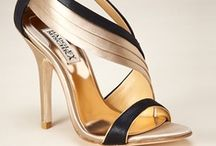 Shoeholics of the World, Unite! / The average woman falls in love 7 times a year. Only 6 are with shoes. -- Kenneth Cole / by Irina