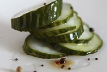 {EAT} Pickles / by When Less is More