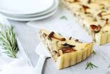 {EAT} Galettes, Tarts, Pizza & Flatbreads / by When Less is More