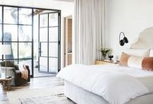 bedrooms / by Kate Singleton