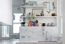 kitchens and baths / by Kate Singleton