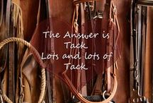 The Tack Room / by Leslie Bowen