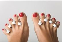 The Perfect Pedi / Easy ways to keep your skin and nails looking pretty all year long. / by FootSmart