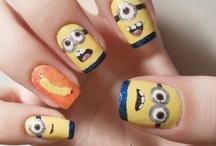 Nails / by Miranda Memmott
