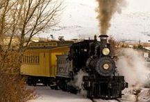 Nevada Railroads / by Travel Nevada