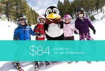 Winter Recreation / by Travel Nevada