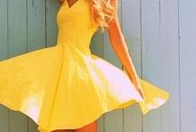 Dresses and Skirts / by Miranda Memmott