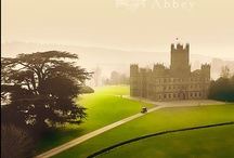 Highclere Castle aka Downton Abbey  / by Leslie Bowen