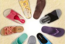 Flaunt Your Feet / Show your feet off in stylish and comfortable sandals.   / by FootSmart