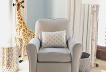 Nursery Inspiration / Inspiration for designing a baby nursery.  / by Happy Wife Happy Life