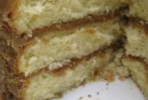 Desserts & Sweets / Recipes for cakes, cookies, bars and more / by Amy Lohse