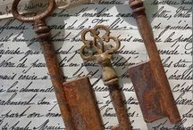 Keys / Some how old keys look so much more useful than current keys.  / by Doorware.com