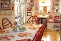 KITCHEN & DINING / by Frosty Wilson