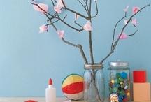 Spring break crafts / by Carman Manitoba