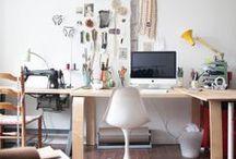 Work Space  / by Zeynep Seymen