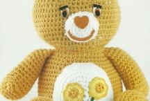 Crochet Animals Small / by Lori Hackwell