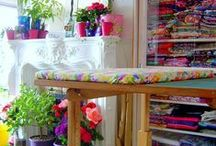 Sewing/Craft Room--first cut / by Mary Lindell
