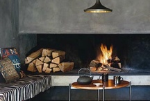 |FIREPLACE| / by Natalie Nicolaou
