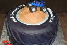 **Party ideas**Birthday cakes for kids / by NRG