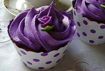 Purple...food/drink / by Wendy Walters