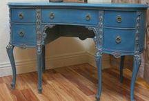 Chalk Paint® Decorative Paint / by Artistic Home Paint & Glass Studio