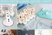 Birthday Ideas - JBean / Girly parties / by Stephanie Payne Rambo