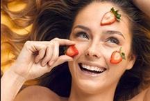 DIY Strawberry Beauty Tricks / by CA Strawberries