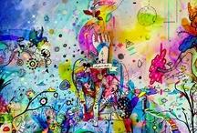 art of all kinds / by Noelani Kallevig