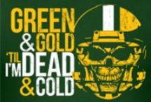 Green Bay Packers (GO PACK!!!!) / For everything Green Bay Packers!!! / by Valerie Ullmer