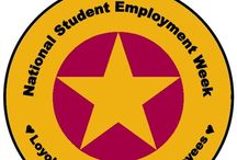 Student Employment/PT Work / Information and recommendations about Student Employment and part-time (PT) work in general; on-campus, in the neighborhoods, in Chicago and elsewhere! / by Loyola Chicago Career Development Center