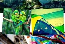Brasil !  / by Amy Angel
