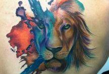 tattoo's & body art / by Stephany Risko