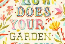 Gardening / by Karen Ferderer