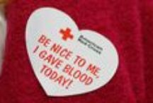 National Blood Donor Month (January) / by FirstLight HomeCare