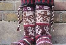 Erssie's Patterns / Knitting and Crochet Patterns as PDFs / by erssie erssie