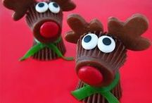 Christmas recipes and craft ideas / by amrie v