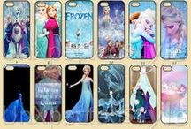 D-phone / Phone cases with a Disney or Pixar theme. / by Melody Dodd