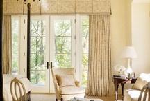 Window Dressings & Slipcovers / by Diane Lynn