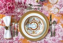 For the table / by Mrs Gray