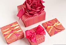 Gifts Wrapping & Packaging / by Katrins Diciotto
