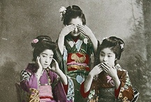Japan: Vintage Photos / Bygone Days from the Land of the Rising Sun / by Amy Laslow