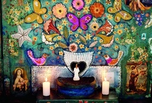 Altars+Shrines / by Cara Lee