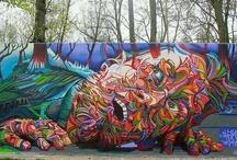 Street Art / by Cara Lee