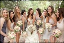 Bridesmaids / by Kate Ernst