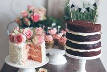 cakes & baking / by Maria Allen