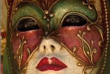 Masks / by Cara Lee