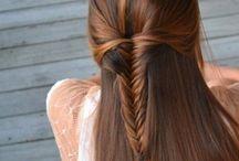 Hair Hair Hair / by Megan Long